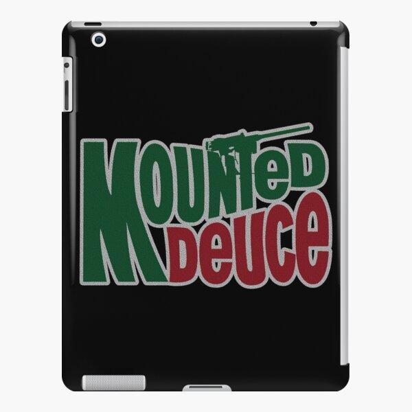 Mounted Deuce iPad Snap Case