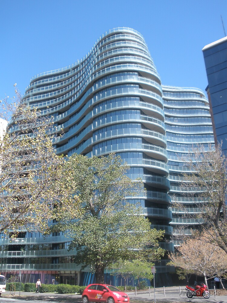 A Building With A Difference by Anthea  Slade