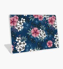 Lovely Team Flowers  Laptop Skin