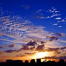 Evening Sky by Extraordinary Light