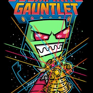 Doomfinity Gauntlet by Punksthetic