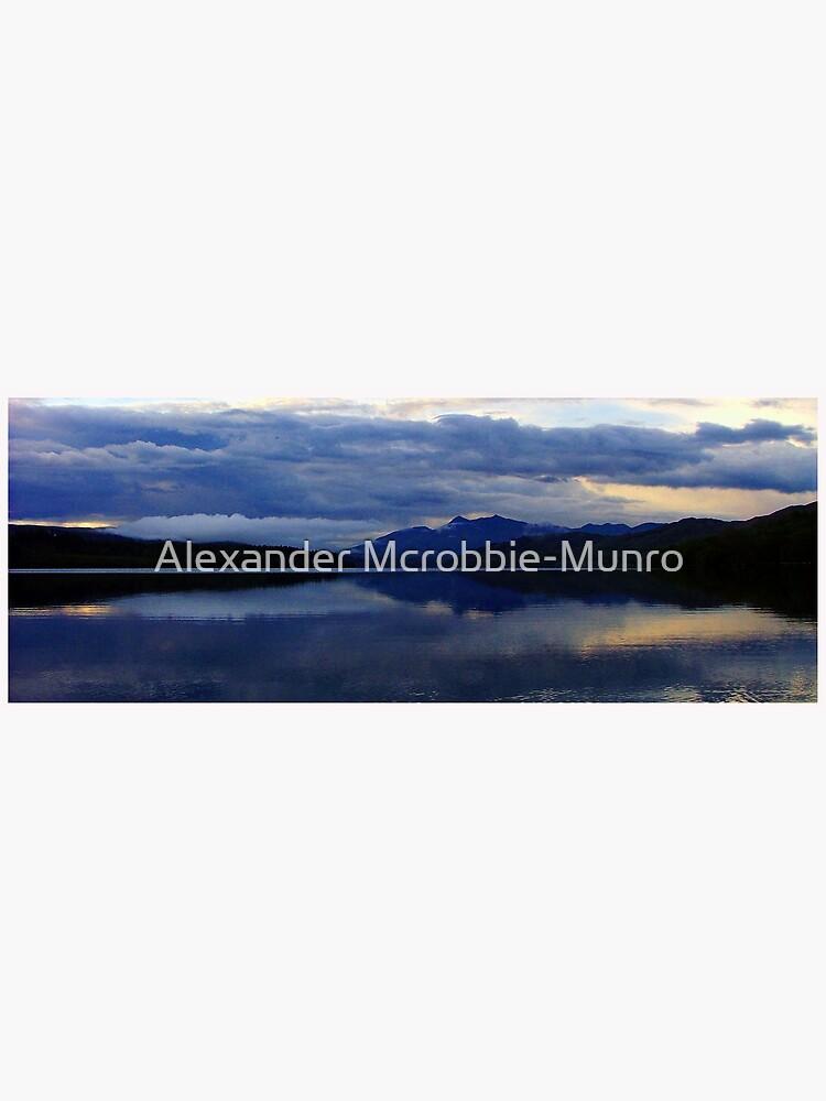 Loch  Awe  and  Ben Cuachan by Alexanderargyll