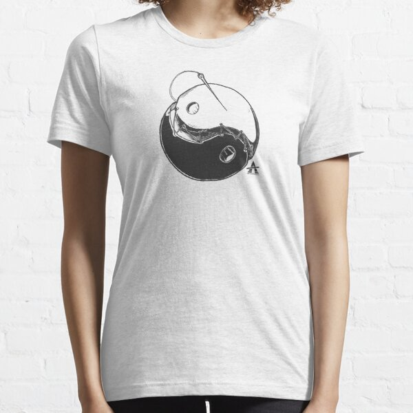 Ying & Yang Sowing Essential T-Shirt
