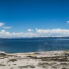 Yellowstone Lake I by EthanQuin