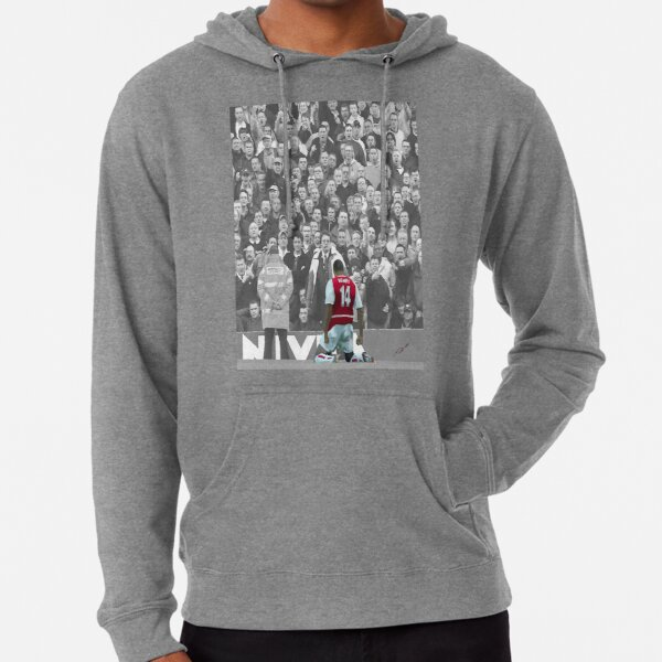 Arsenal Legend Thierry Henry Lightweight Hoodie