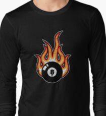 Snooker Love  Long Sleeve T-Shirt