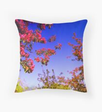 Spring Candies Throw Pillow