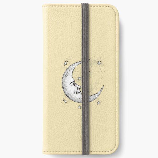 sun & moon wallet phone case  iPhone Wallet