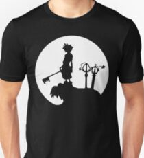 Kingdom Hearts Sora Final Fantasy T-Shirt