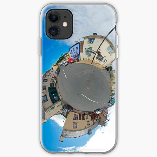 Kilcar Main Street - Sky Out iPhone Soft Case