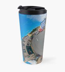 Kilcar Main Street - Sky Out Travel Mug