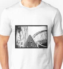 """The Cyclone"" Revere Beach, MA Unisex T-Shirt"