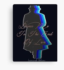 Dance Me Canvas Print