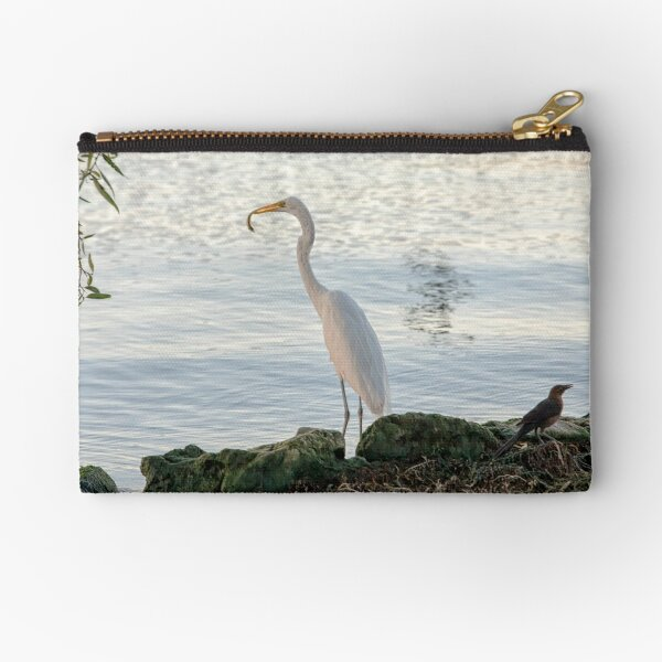 Morning Snack Zipper Pouch