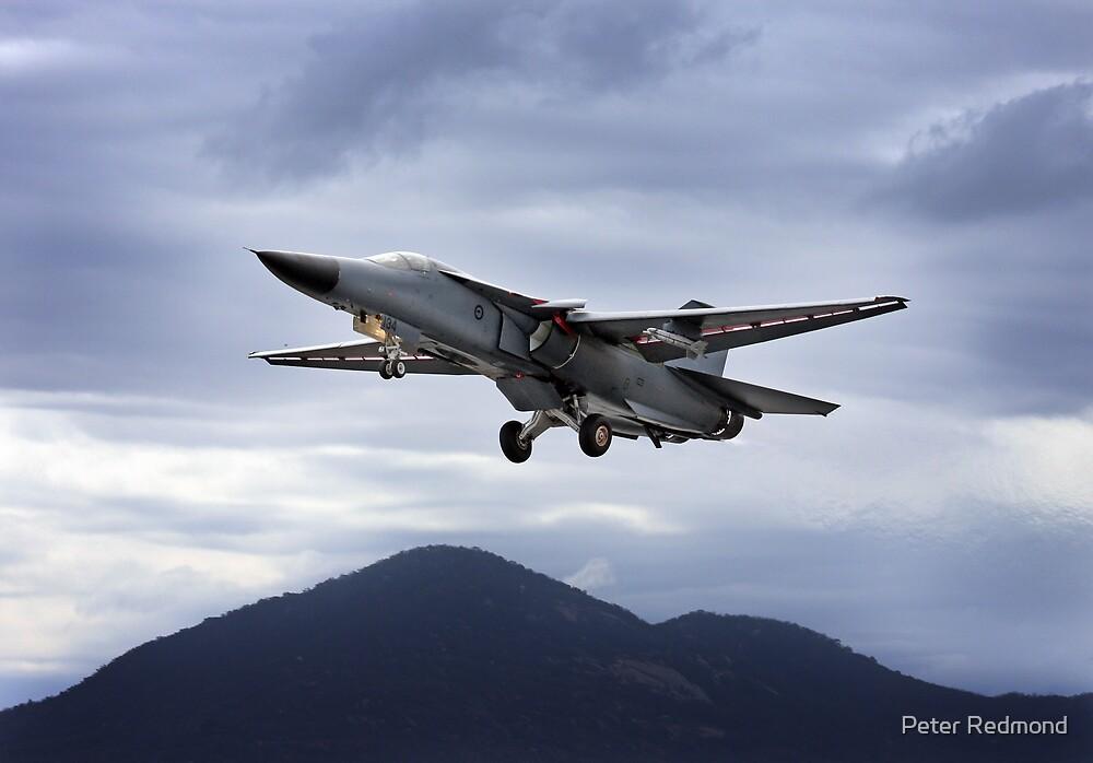 RAAF F-111 - Avalon Airshow 2009 by Peter Redmond