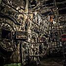 The Boiler Room by BonniePhantasm