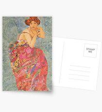 Flora Postcards