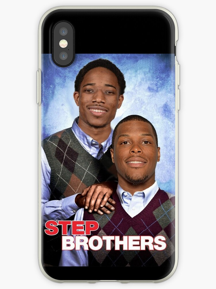 Step Brothas - DeMar and Kyle by kerrazyyy