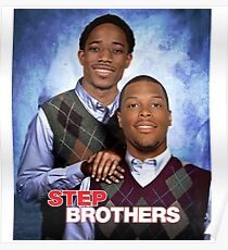 Step Brothas - DeMar and Kyle Poster