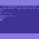Commodore 64 Boot Screen - Load a Disk by ChoccyHobNob