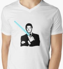 Star Wars James Bond Men's V-Neck T-Shirt