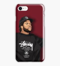 Ice Cube (DOUGHBOY) Artwork iPhone Case/Skin
