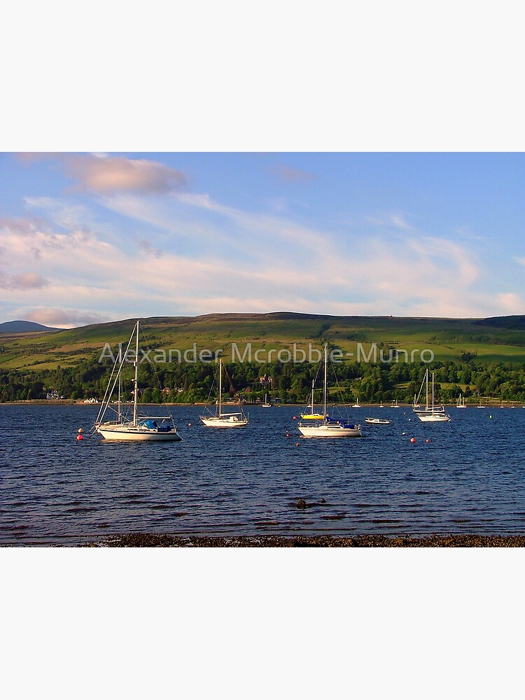 View  across the  Gareloch by Alexanderargyll
