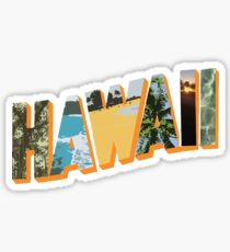 Hawaii Sticker