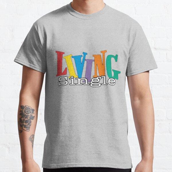 Living Single Logo Classic T-Shirt