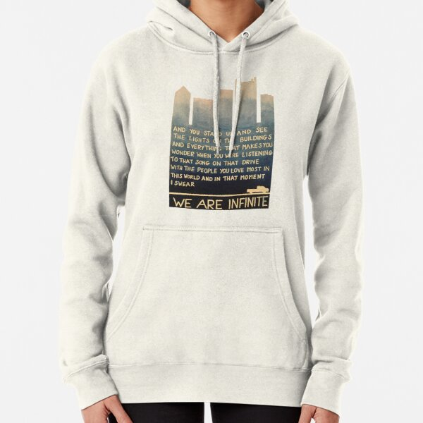 The Perks Of Being A Wallflower Pullover Hoodie