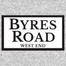 Byres Road Glasgow Scotland (Design Day 86) by TNTs
