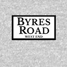 Byres Road Glasgow Scotland (Design Day 86) by TNTs