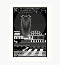 Rotunda II Art Print