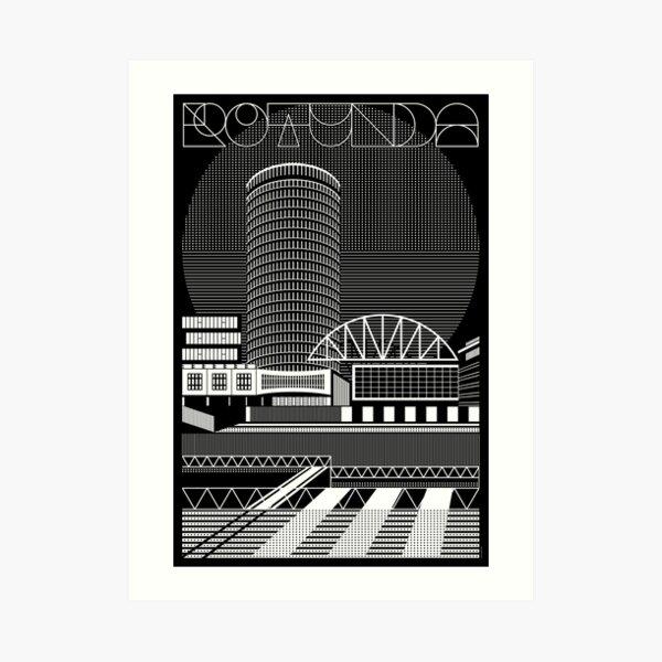 Rotunda II Art Print
