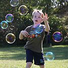 Bubble dance by RuthBaker