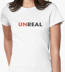 Unreal Women's Fitted T-Shirt