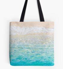 Bolsa de tela La vida es una playa ...