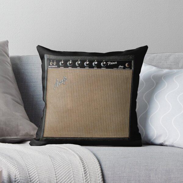 Guitar Amplifier/Amp Great for Musician/Guitar Player! Throw Pillow