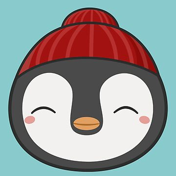 Kawaii Cute Penguin  by happinessinatee