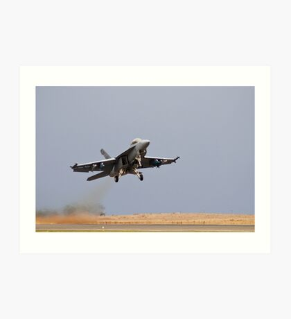 Power Take-Off Art Print