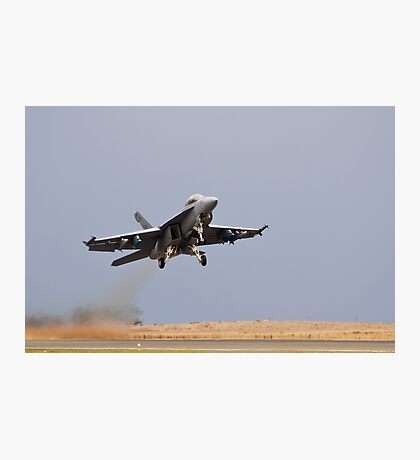 Power Take-Off Photographic Print
