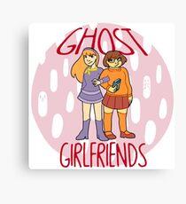 Ghost Girlfriends Canvas Print