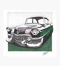 1954 Cadillac  Photographic Print