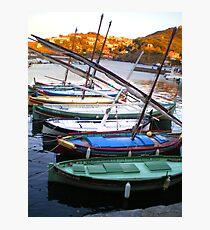 barque catalane Photographic Print