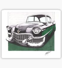 1954 Cadillac  Sticker