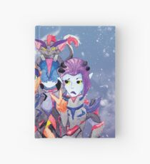 The lady Generals Hardcover Journal