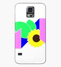 ribbon 1 Case/Skin for Samsung Galaxy