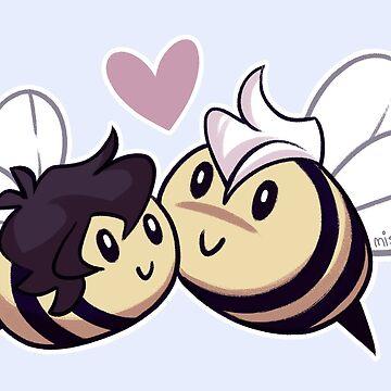 Bee Mine Beeith by mishydraws