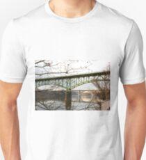 Knoxville Bridges Reflecting Unisex T-Shirt