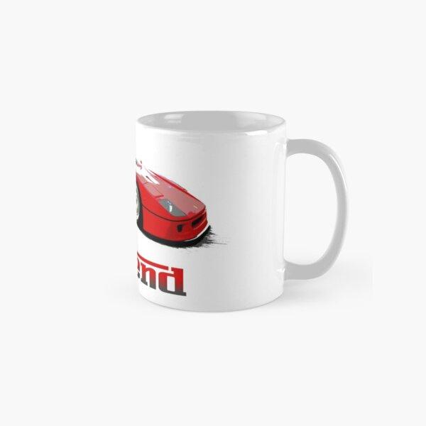 Shift Shirts The Legend  Classic Mug